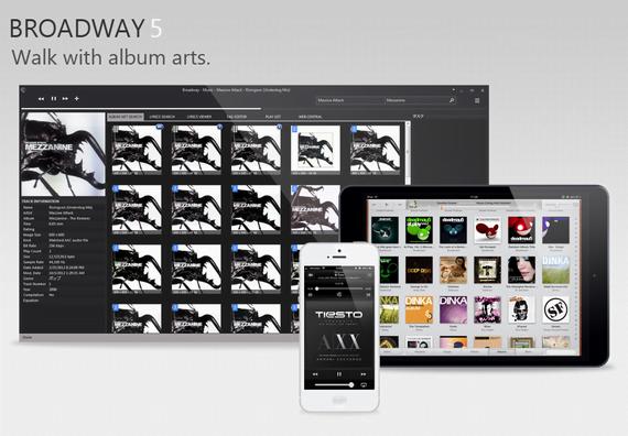 iTunesジャケット画像取得ソフト「Broadway」が超便利!