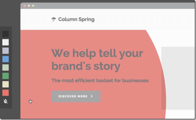 Colordrop:ブログ設定をいじらず気軽に色を変更できるChrome拡張機能