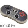8Bitdo N30 Pro(NES30 Pro)レビュー:温泉の業務用ファミコン好きに捧ぐ!80年代風Bluetoothゲームパッド
