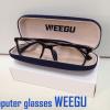 『WEEGUブルーライトカットメガネ』レビュー:100均レベルじゃないぞ!意外と質感も掛け心地も良い低価格PCメガネ