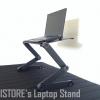 『OOKISTOREノートPCスタンド』レビュー:固定された作業環境から解放!ベッドや地面が仕事場に変わるテーブル