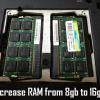 ThinkPad X230のメモリを8GBから16GBに換装してみた【シリコンパワー】
